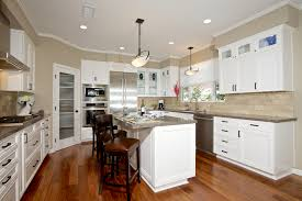 painted white flat panel kitchen cabinets custom contemporary kitchen cabinets alder wood java