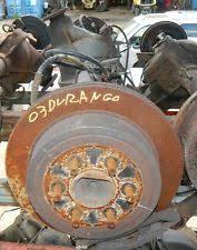 2003 dodge durango rear differential axle parts in brand rear mmodel durango mmake dodge ebay