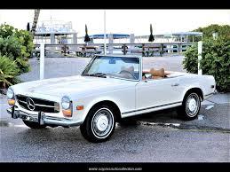 mercedes 280sl 1969 mercedes 280sl 280sl