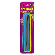 candle sparklers sparkler candles shindigz