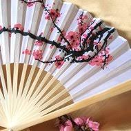 personalized fans personalized fans custom wedding fans wedding favors