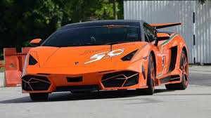 Lamborghini Aventador Galaxy - lamborghini gallardo galaxy warrior by ats is an eyesore motor1