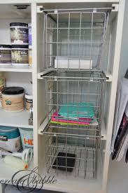 Bathroom Storage Shelf Upcycled Storage Shelf Create And Babble