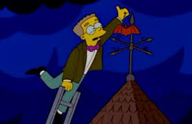 Simpsons Treehouse Of Horror I - watch simpsons online the simpsons season 13