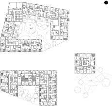Floor Plan Residential by Gallery Of Residential Complex Nová Terasa Vallo Sadovsky