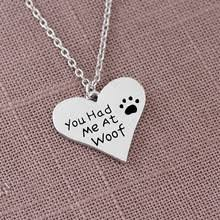 Personalized Paw Print Necklace Popular Dog Paw Stamp Buy Cheap Dog Paw Stamp Lots From China Dog