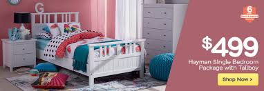 Kids Bedroom Sets  Bedroom Furniture  Fantastic Furniture