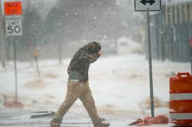pictures of lubbock u0027s worst snowstorm in over 30 years
