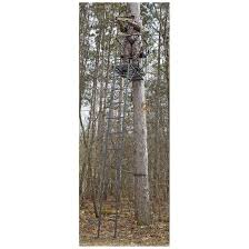 guide gear oversized 18 1 5 person ladder tree stand 663900