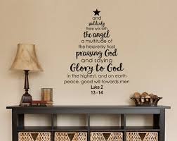 The Christmas Tree In The Bible - christmas tree decal etsy