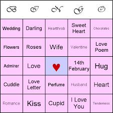 wedding words for bingo free printable st s day bingo cards and bingo