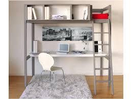 bureau sous lit mezzanine rangement sous bureau lit mezzanine giacomo xcm bureau et