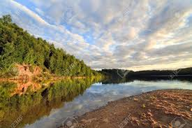 wood lake near vitebsk belarus stock photo picture and royalty