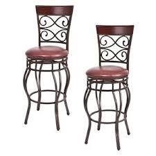 bar stools that swivel iron bar stools ebay