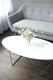 White Oval Coffee Table Oval Marble Coffee Table Oval Marble Coffee Table New Table