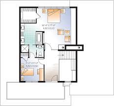 modern style house plan 4 beds 2 50 baths 3198 sq ft plan 23 2237