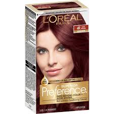Chestnut Hair Color Pictures L U0027oreal Paris Superior Preference Fade Defying Color Shine Hair