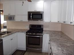 kitchen white granite kitchen countertops backsplash ideas for