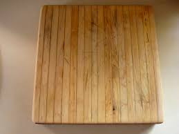 cutting boards the best finish popular woodworking magazine