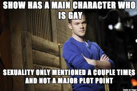 Funny Gay Guy Memes - good guy warehouse 13 meme on imgur
