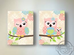 Nursery Owl Decor Wall Owl Nursery Baby Owl Decor Owl Nursery