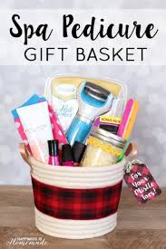spa basket ideas top 10 diy gift basket ideas for christmas top inspired