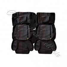 siege 5 gt turbo ensemble garnitures de sièges complet tissu fanion renault 5