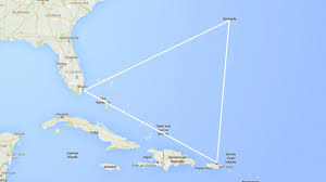 Bermuda Triangle Map Scientists Say Gas Bubbles Could Explain Bermuda Triangle Mystery