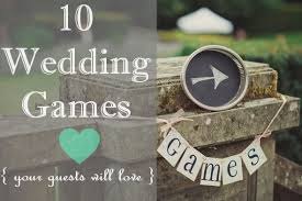 10 wedding that your guests will to play unique wedding