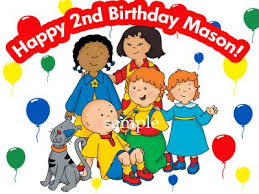 caillou cake topper ebluejay caillou edible birthday cake image icing topper