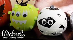 all things craft pumpkin pumpkin crafting michaels youtube