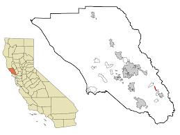 sonoma california map eldridge california