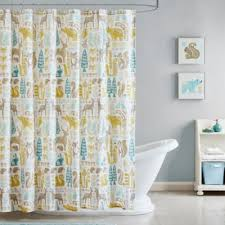 Teal And Brown Shower Curtain Buy Aqua And Brown Shower Curtain From Bed Bath U0026 Beyond