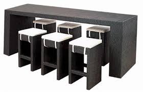 3 Piece Kitchen Table by 3 Piece Kitchen Table Set Home Styles Manhattan Black Pub Table