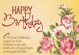 wonderful birthday wishes for christian nicewishes