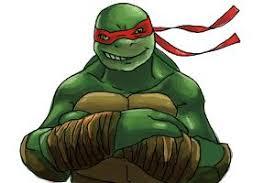 draw raphael teenage mutant ninja turtles 2014 tmnt