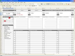 Workout Excel Spreadsheet Excel Template Calendar Template Excel