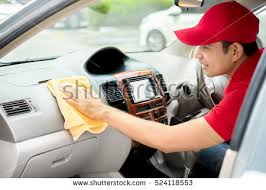 Interior Car Shampoo Car Cleaning Stock Images Royalty Free Images U0026 Vectors