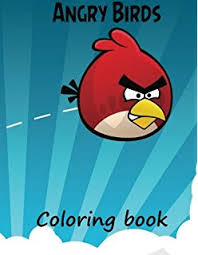 amazon angry birds coloring book