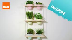 create an indoor herb garden youtube