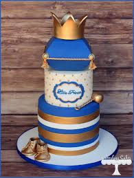 prince themed baby shower ideas impressive ideas royal blue and gold baby shower cake and prince