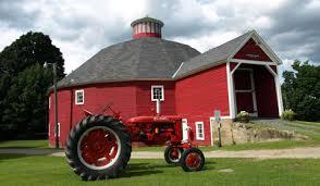 Tractor Barn Photography