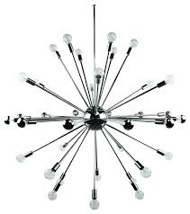 9 Bulb Chandelier Chrome Sputnik Chandelier S Sputnik Chrome 9 Bulb Chandelier