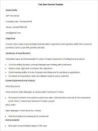 free resume writing sles free sle sales resume template write your resume much easier