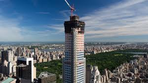 432 park avenue set to become the tallest residential building in