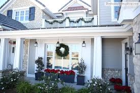 christmas home tour part 1 the sunny side up blog