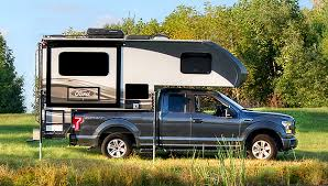 Camper For Truck Bed Ford Branded Aluminum Campers And Trailers Announced U2013 News U2013 Car