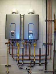 waterless water heater