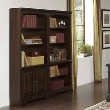 2 Shelf Bookcase With Doors Bookcases Costco