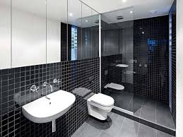 Bathroom  Contemporary Ensuite Bathroom Design Ideas New Modern - Modern bathroom designs for small bathrooms